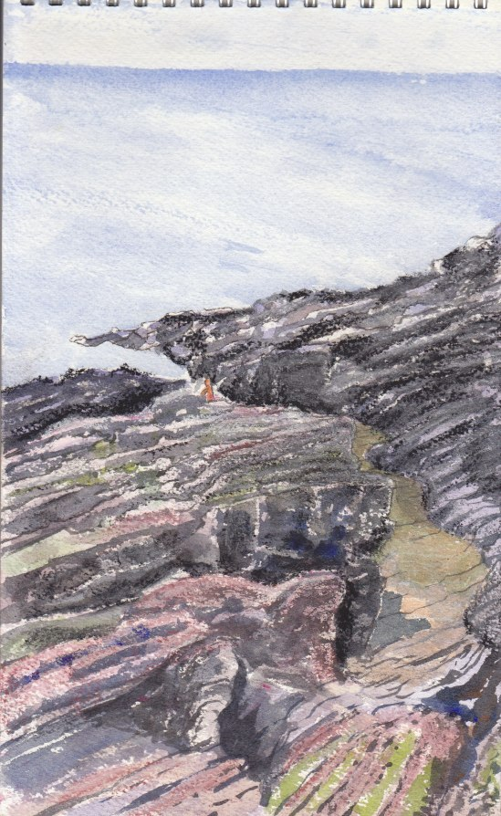 20130828 Rocks near Croyde (2)