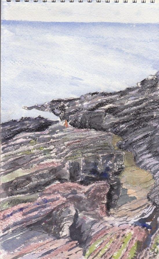 20130828 Rocks near Croyde (2)