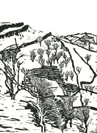 201402 Yorkshire hills snow 02