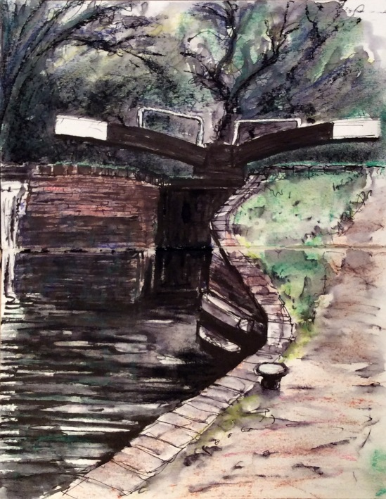 2015 05 10 Lapworth locks (1)